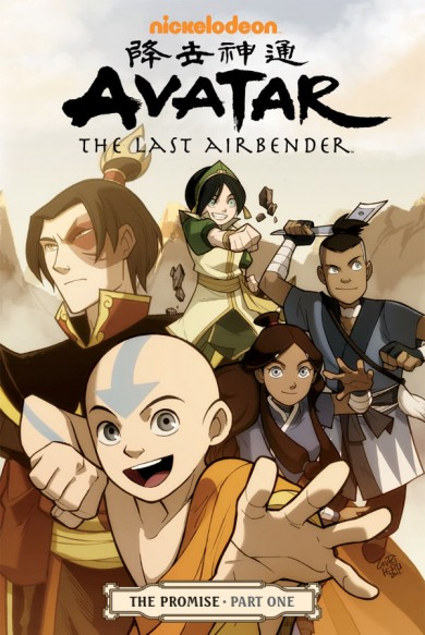 Avatar: The Last Airbender – The Promise, Part 1
