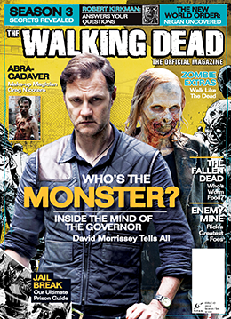 Sneak Peek: Inside issue 2 of The Walking Dead, The Official Magazine