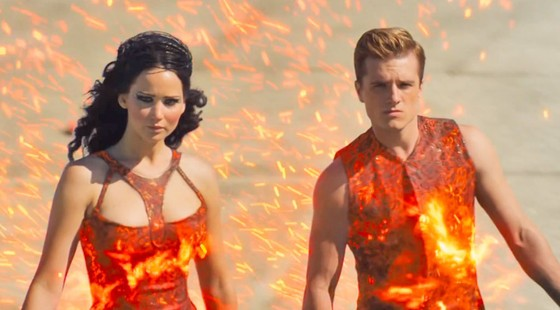 Movie Review: The Hunger Games: Catching Fire