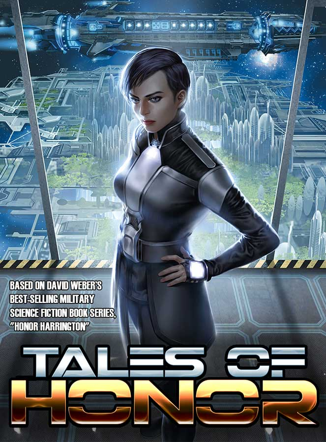 Image Comics Press Release: Tales of Honor (Honor Harrington Comic Launch)