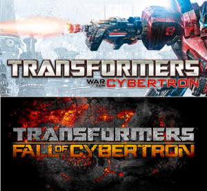 Fall and War for Cybertron