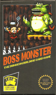 Eat Your Dice: Boss Monster