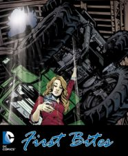 First Bites: A Look at DC's Supergirl: Being Super