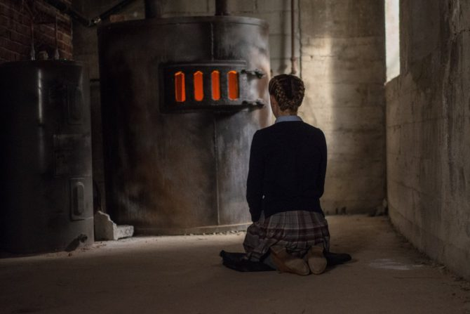 Movie Review: The Blackcoat's Daughter (2017)