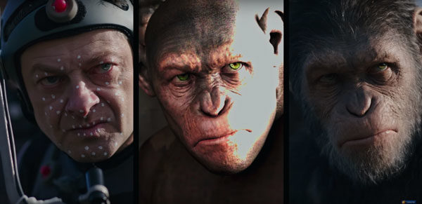 Fresh Features: Digital Magic in War for the Planet of the Apes (2017)