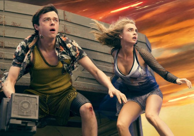 Movie Review: Valerian and the City of a Thousand Planets (2017)