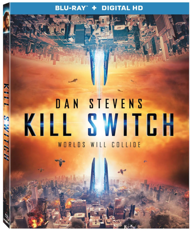 Movie Take-Out: Kill Switch (2017) Blu-ray Review