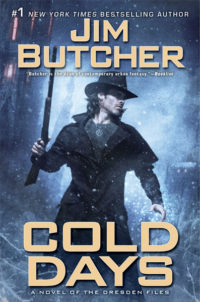 Review: Cold Days (Dresden Files #14) by Jim Butcher