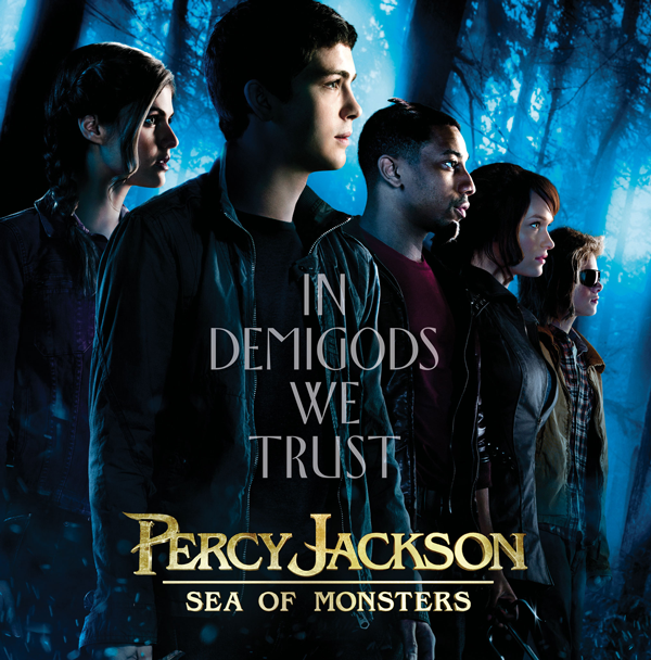 Movie Review: Percy Jackson: Sea of Monsters | Eat Your Comics