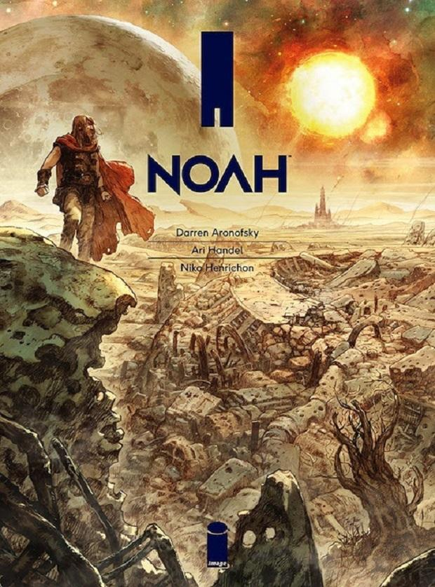Noah the graphic novel by Aronofsky!