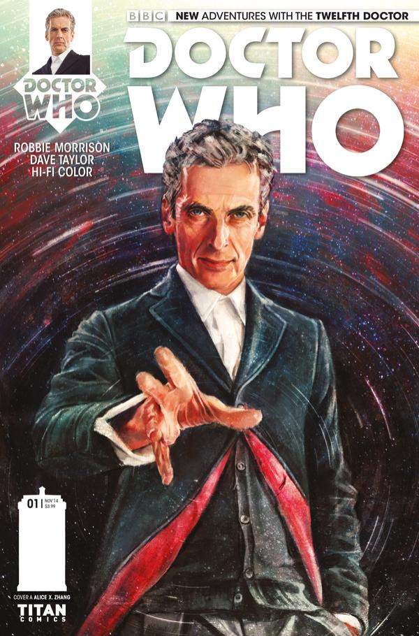 Review: Doctor Who: New Adventures with the Twelfth Doctor #1