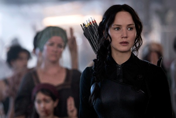 Movie Review: The Hunger Games: Mockingjay – Part 1