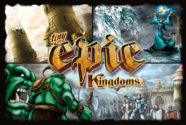 Eat Your Dice: Tiny Epic Kingdoms