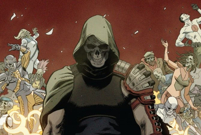 First Bites: Valiant's Book of Death #2