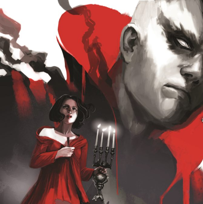 First Bites: DC's Deadman: Dark Mansion of Forbidden Love