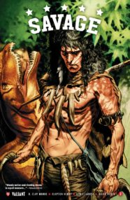 Editor Eats: Valiant's Savage #3