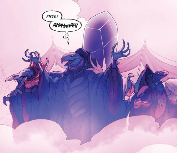 Chef's Choice Comics: The Power of the Dark Crystal