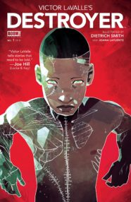 Comic Review – Destroyer