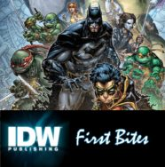 First Bites: IDW and Nickelodeon Team Up Again for Batman/TMNT II