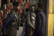 Movie Review: Marvel's Black Panther (2018)